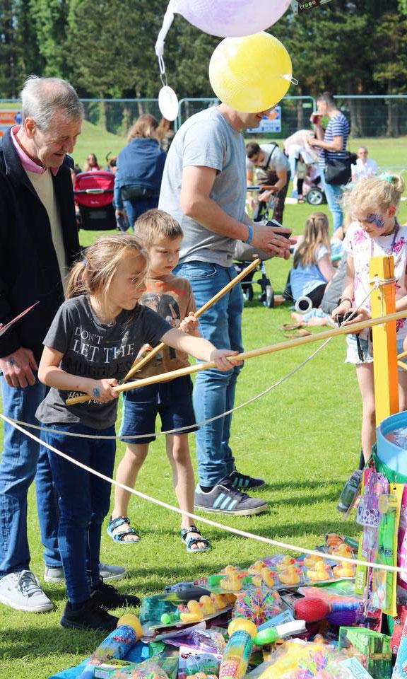 Photos: Spalding Festival 2018