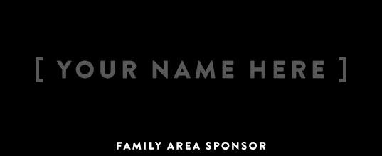 Sponsor the Spalding Festival Family Area